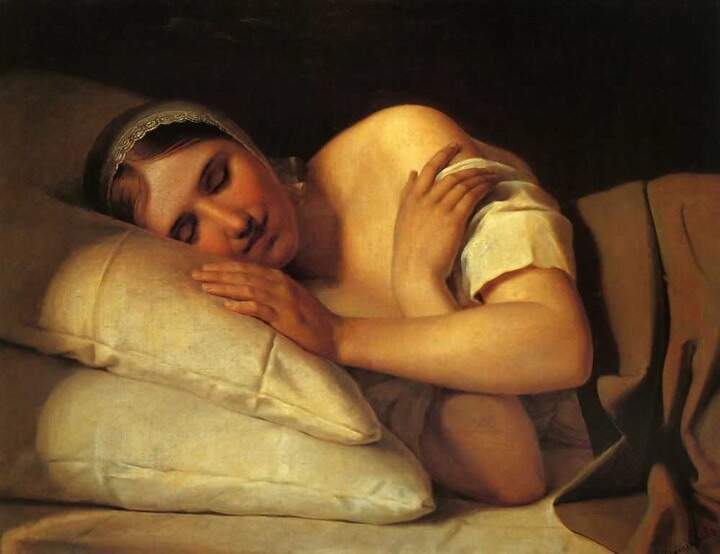 Sleeping-Girl